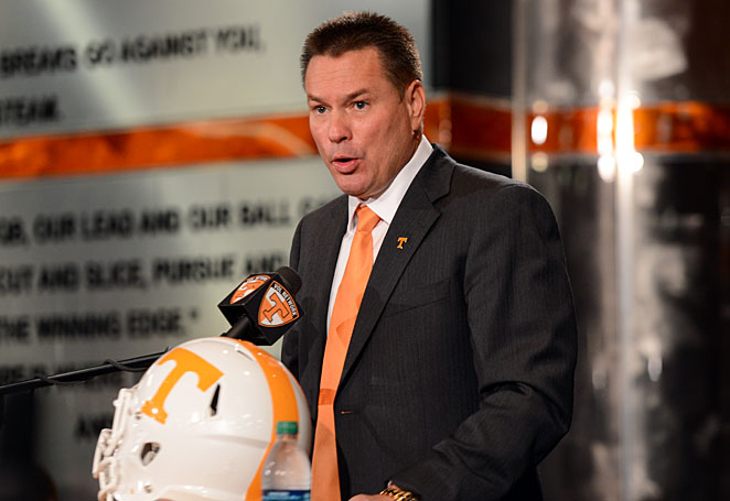 butch jones using twitter