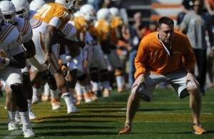 The Orange and White Game