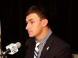 Manziel was the center of attention Wednesday in Alabama, and folks continue to wonder why he thinks he's a rock star.
