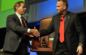Last December, these men met for the SEC Championship. Who will it be in 2013?